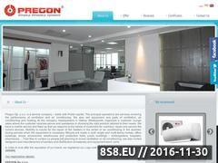 Miniaturka domeny www.pregon.pl