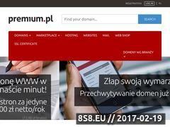 Miniaturka domeny www.premium.pl
