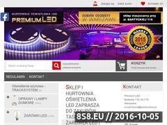 Miniaturka domeny premiumled.pl