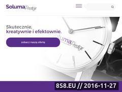 Miniaturka domeny www.prestige.soluma.pl