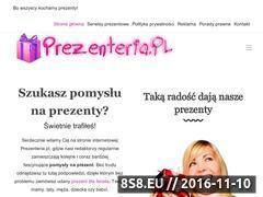 Miniaturka domeny prezenteria.pl