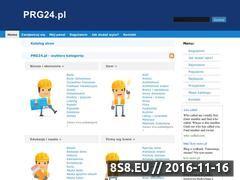 Miniaturka domeny www.prg24.pl