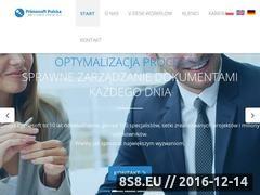 Miniaturka domeny www.primesoft.pl
