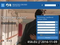 Miniaturka domeny princesscruises.com.pl
