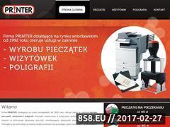 Miniaturka domeny printer.wroclaw.pl