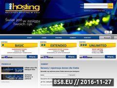Miniaturka domeny pro-hosting.pl