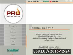 Miniaturka domeny pro-ogrzewanie.pl