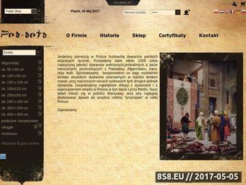 Zrzut strony Dywany perskie, dywany wełniane, dywany jedwabne