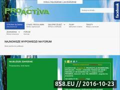 Miniaturka domeny proactiva.pl