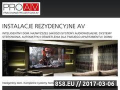 Miniaturka domeny proav.pl