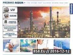 Miniaturka domeny www.probiko-aqua.pl