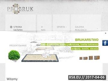 Zrzut strony Brukarstwo - ogrodzenia Gorzów