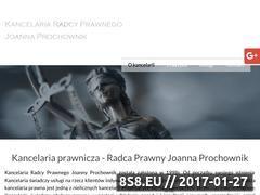 Miniaturka domeny prochownik.pl