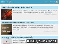 Miniaturka domeny productlabs.pl