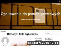 Miniaturka domeny www.proelpack.pl