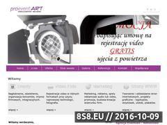 Miniaturka domeny www.proeventart.pl