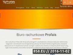 Miniaturka domeny www.profais.pl