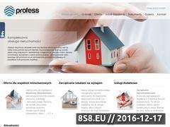 Miniaturka domeny www.profess.waw.pl