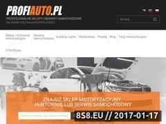 Miniaturka domeny profiauto.pl