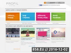 Miniaturka domeny profil.pl