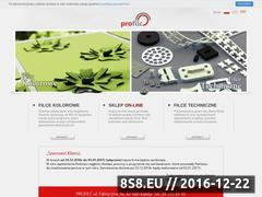 Miniaturka domeny profilc.com.pl