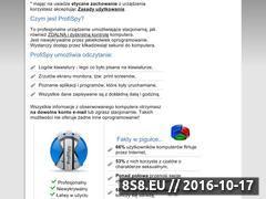 Miniaturka domeny profispy.pl