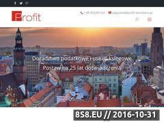 Miniaturka domeny profit-kancelaria.pl