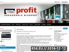 Miniaturka domeny profit-kopiarki.com