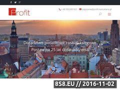 Miniaturka domeny profit.wroclaw.pl