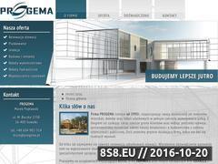 Miniaturka domeny progema.pl