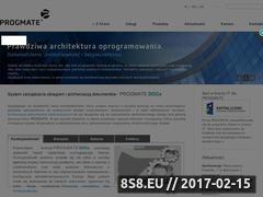 Miniaturka domeny www.progmate.pl