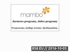 Miniaturka domeny www.programy-dla-domu.pl
