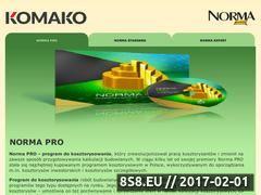 Miniaturka domeny programy-do-kosztorysowania.pl