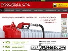 Miniaturka domeny progressgps.pl