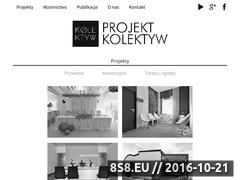 Miniaturka domeny projektkolektyw.pl