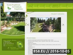 Miniaturka domeny www.projektogrod.eu
