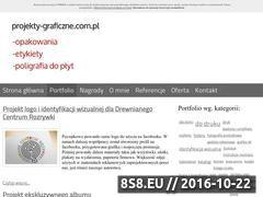 Miniaturka domeny projekty-graficzne.com.pl