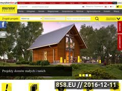 Miniaturka domeny projekty.muratordom.pl
