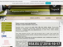Miniaturka domeny projmex.pl