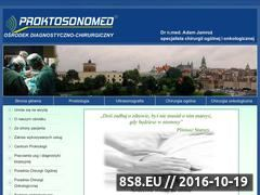 Miniaturka domeny proktosonomed.lublin.pl