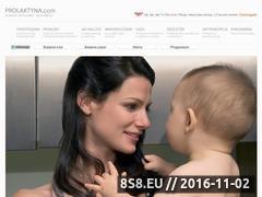 Miniaturka domeny www.prolaktyna.com