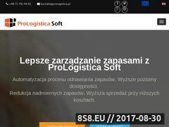 Miniaturka domeny prologistica.pl