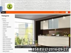 Miniaturka domeny www.promarkmeble24.pl