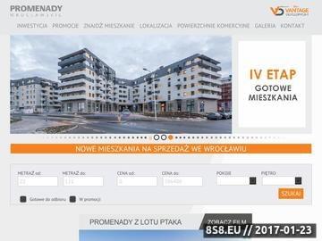 Zrzut strony Mieszkania we Wrocławiu