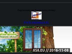 Miniaturka domeny www.prommax.com.pl