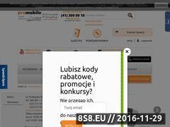 Miniaturka domeny www.promobile.pl