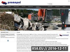 Miniaturka domeny www.promopol.pl