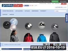 Miniaturka domeny promostars.com.pl