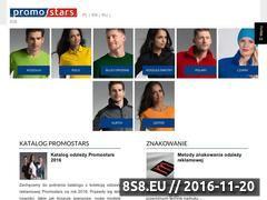 Miniaturka domeny www.promostars.pl