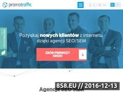 Miniaturka domeny promotraffic.pl